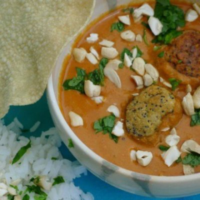 A Malai Kofta Curry, a competition and a new app…