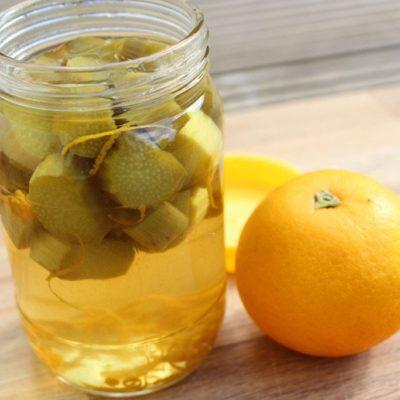 Rhubarb and Orange Gin – Another Jar Recipe!