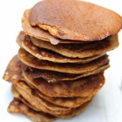 Grain-free Pancakes & the GAPS Diet