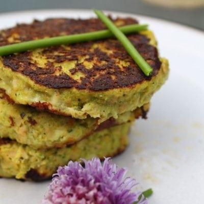 Low Carb Salmon Fishcakes – Grain-free, Dairy-free, Nut-free, Potato-free