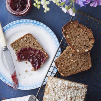 Wholegrain Gluten Free Bread & Clean Cakes Cookbook Giveaway
