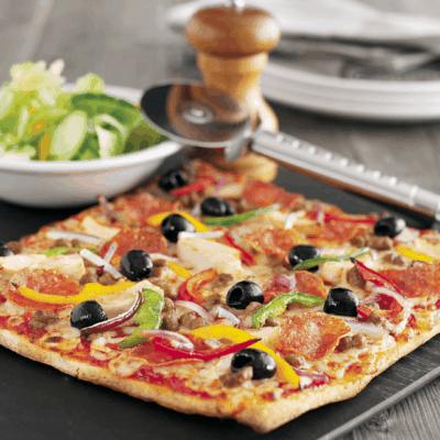 Pizza Hut Gluten Free Pizza Review
