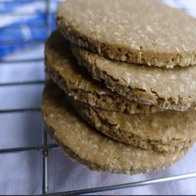 Gluten-free & Dairy-free Oatcake (With Teff) Recipe