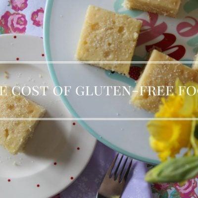 The Cost Of Gluten-free Food – Coeliac Awareness Week
