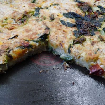 Super Charged Bubble and Squeak