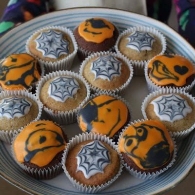 Simple Wholegrain Gluten & Dairy Free Cupcakes & Flour Update