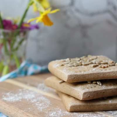 Wholegrain Gluten-Free, Dairy-Free, Egg-Free Sandwich Thins