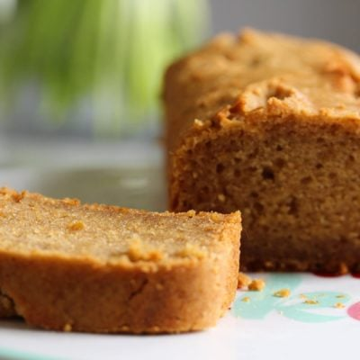 Vegan Orange Cake (Gluten Free)