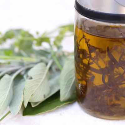 The Secret To Simple, Tasty Food – Infused Oil