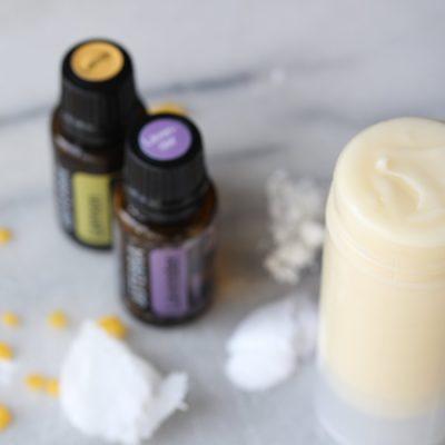 Simple Natural Deodorant Recipe That Works