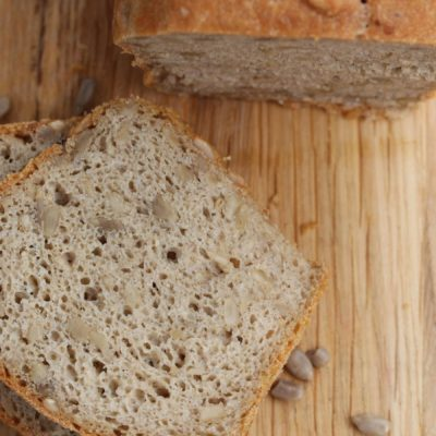Healthy Gluten Free Bread Recipe