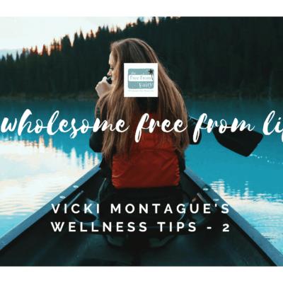 Wellness Tips – November 2018